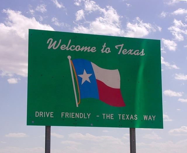 Teksas – granica z Meksykiem – nielegalni imigranci